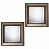 Square Mirror Set