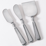 Stainless Steel Cheese Servers