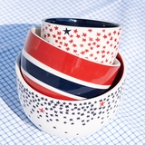 Stars and Stripes Bowls
