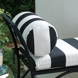 Striped Bolster Pillow
