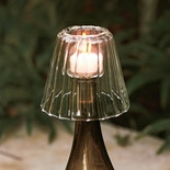 Tea Light Bottle Topper