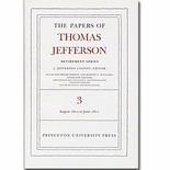 The Papers of Thomas Jefferson: Retirement Series Volume 3