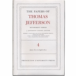The Papers of Thomas Jefferson: Retirement Series Volume 4