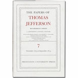 The Papers of Thomas Jefferson: Retirement Series Volume 7