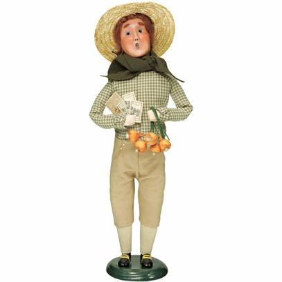 Thomas Jefferson Gardener Figure