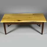 Tulip Poplar Coffee Table #1