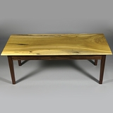 Tulip Poplar Coffee Table #2