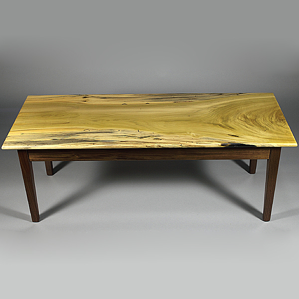 Tulip Poplar Coffee Table 3