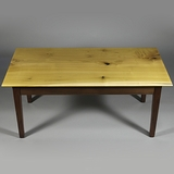 Tulip Poplar Coffee Table #4
