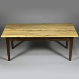 Tulip Poplar Coffee Table #7