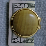 Tulip Poplar Money Clip