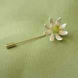 Twinleaf Stick Pin