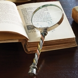 Twisted Magnifying Glass