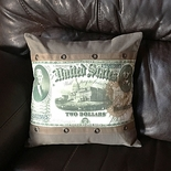 Lewis Amp Clark Expedition Pillow