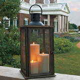 Window Screen Garden Lantern