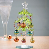 Wine Charms Christmas Tree