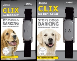 Clix No Bark Collars