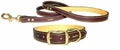 Deer Tan Collars and Leads