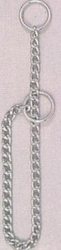 Fine Weight Dog Choke Chain