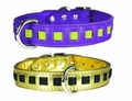 Louisiana Pride Dog Collars