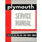 1946-1954 Plymouth Service Manual