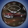 1956 Chevrolet Bel Air Wall Clock, Lighted