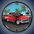 1957 Chevy Wall Clock, Lighted
