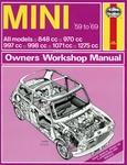 1959-1969 MINI Owner's Workshop Manual