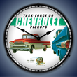 1959 Chevrolet Pickup Truck Wall Clock, Lighted