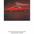 1965 Ford Mustang Sales Brochure