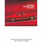 1966 Ford Mustang Sales Brochure