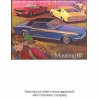 1967 Ford Mustang Sales Brochure