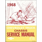 1968 Chevrolet Truck Chassis Service Manual