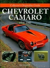 1970-1981 Chevy Camaro Originality Guide