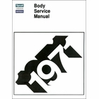 1971 Plymouth, Chrysler, Imperial Body Service Manual
