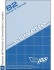1982 Chevrolet Corvette Owner's Manual