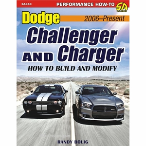 2006-2016 Dodge Challenger & Charger Performance How-To