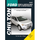 2007-2013 Ford Edge & Lincoln MKX Repair Manual