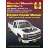 2014-2016 Chevy Silverado / GMC Sierra Repair Manual