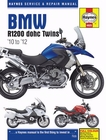 BMW R1200 dohc Twins Repair Manual 2010-2012 - All Models