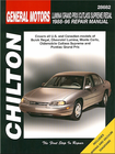 Buick Regal, Chevy Lumina, Monte Carlo, Olds Cutlass Supreme, Pontiac Grand Prix Repair Manual 1988-1996