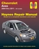 Chevrolet Aveo Repair Manual: 2004-2011