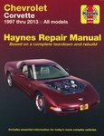 Chevrolet Corvette Repair Manual: 1997-2013
