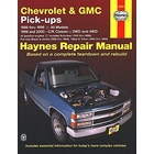 Chevy, GMC Pickups, Suburban, Blazer, Jimmy, Tahoe, Yukon, Denali Repair Manual 1988-2000