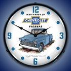 Chevy / GMC Truck Wall Clocks, Lighted
