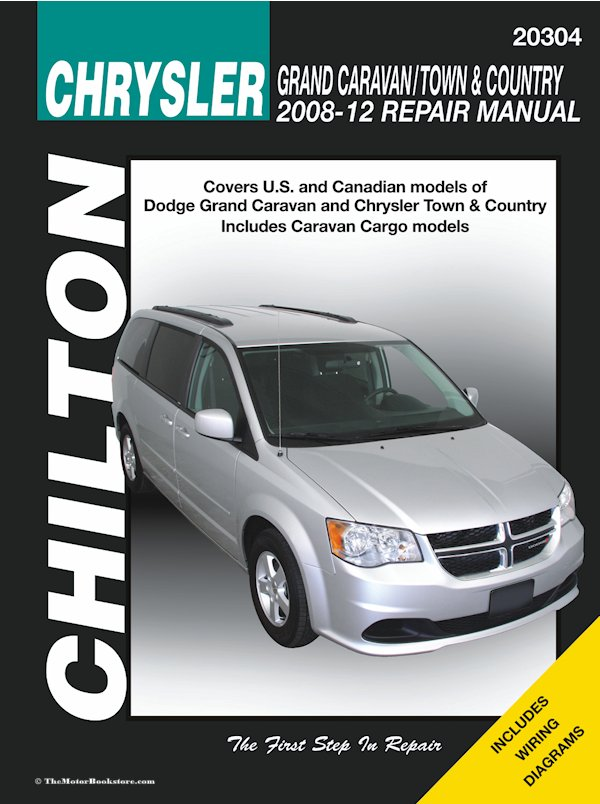 2008 dodge caravan repair manual