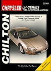 Chrysler LHS, Concorde, 300M, Dodge Intrepid Repair Manual 1998-2004