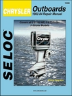 Chrysler Outboard Repair Manual 3.5-150 HP 1962-1984