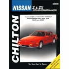 Datsun/Nissan 240Z, 260Z, 280Z, 280ZX, 300ZX Repair Manual 1970-1988