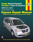 Dodge Grand Caravan, Chrysler Town and Country Repair Manual 2008-2012